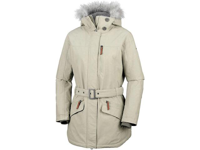 Columbia Carson Pass II Thermal Jacket Damen flint grey